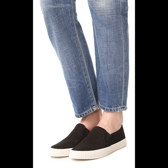 Frye Shoes | Frye Camille Slip On Perf
